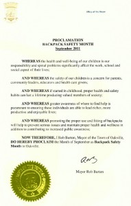 proclamation-backpack-safety-month